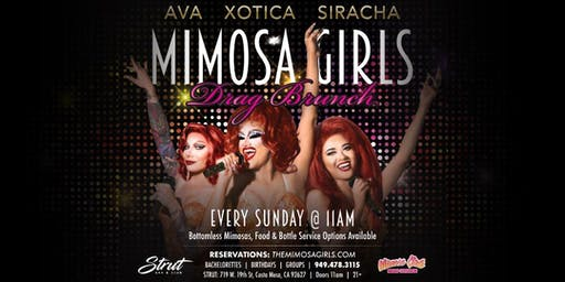Mimosa Girls Drag Brunch