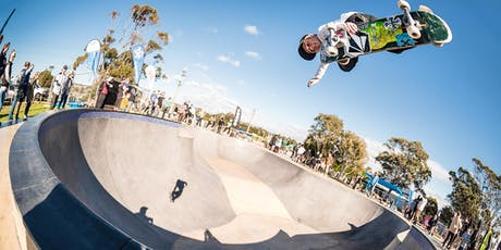 Appin pop up skatepark and workshops tickets