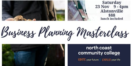Business Planning Masterclass with Mark Napper tickets