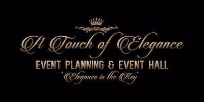 """""""A Day Of Elegance """"                Event & Design Workshop"""