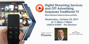 Digital Streaming Services and OTT Advertising...