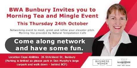 Bunbury, Business Women Australia: Morning Tea and Mingle tickets