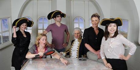 TEACHER FREE WEEKEND - Madame Tussauds Sydney tickets