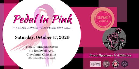 Pedal In Pink  tickets