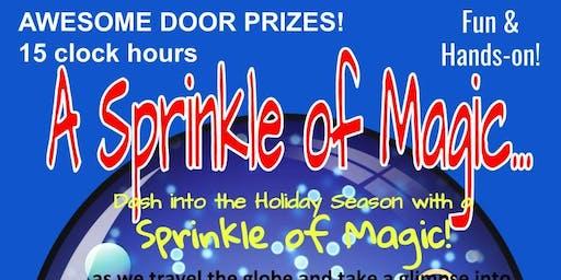 A Sprinkle of Magic Training Workshop: Fort Worth, TX