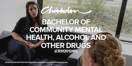 Open Night: Bach. Community Mental Health, Alcohol & Other Drugs