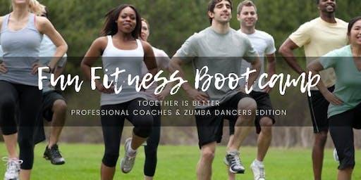 Fun Fitness Boot-Camp