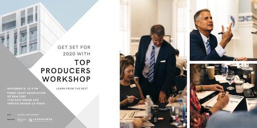 Get Set for 2020 - A Top Producer Workshop