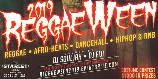 ReggaeWeen - Costume Party