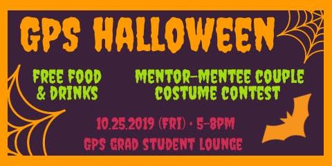GPS Halloween Party