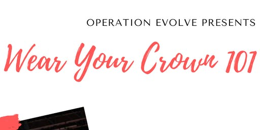 Wear Your Crown 101: An all-inclusive pageant coaching workshop