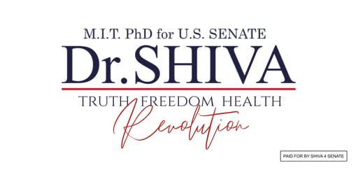 MEET DR.SHIVA | Gathering for Volunteers | locations/ dates see Event Description