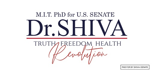 MEET DR.SHIVA | Gathering for Volunteers | locations see Event Description