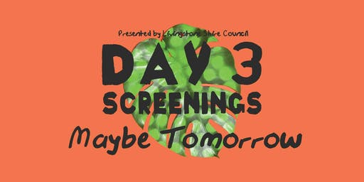 Maybe Tomorrow, CQ Premiere w Q&A
