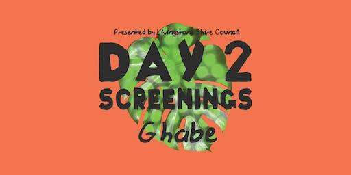 Ghabe, Australian Premiere