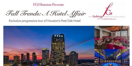 FALL TRENDS: A HOTEL AFFAIR
