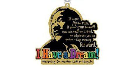 2020 I Have a Dream 1M 5K 10K 13.1 26.2 - Raleigh tickets
