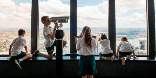 TEACHER FREE WEEKEND - Sydney Tower Eye