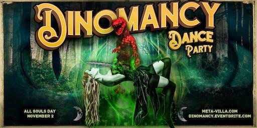 DINOMANCY DANCE PARTY!! Halloween Weekend at MetaVilla