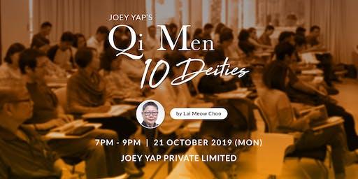 Joey Yap's Qi Men 10 Deities by Meow Choo