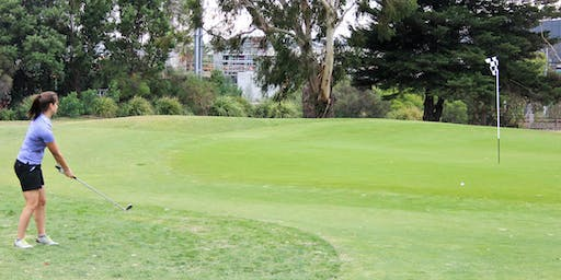 Free ladies learn to golf clinic: short game