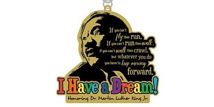 2020 I Have a Dream 1M 5K 10K 13.1 26.2 - Tulsa