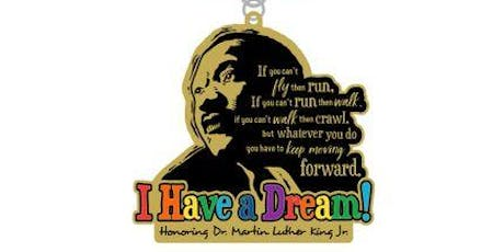 2020 I Have a Dream 1M 5K 10K 13.1 26.2 - Houston tickets