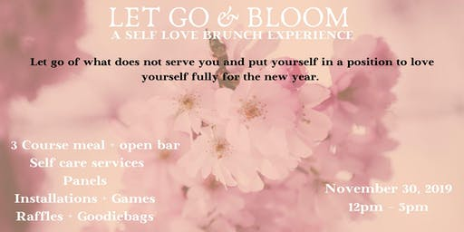 Let Go & Bloom