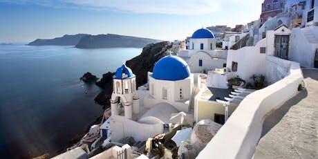 Mediterranean Cruising Seminar with Holidays of Australia & the World tickets