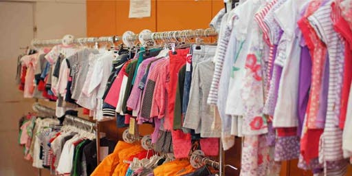 Children's Clothing and Toy Swap (0-5 year olds)