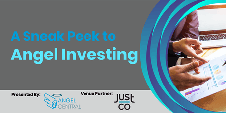 A Sneak Peek to Angel Investing tickets