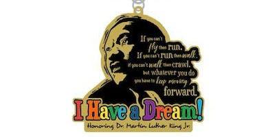 2020 I Have a Dream 1M 5K 10K 13.1 26.2 - Milwaukee