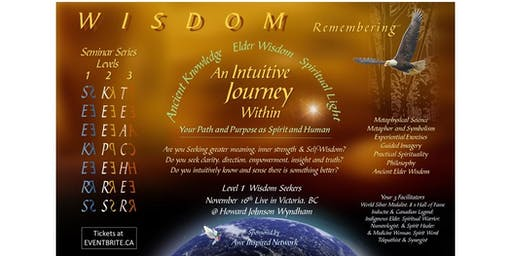 An Intuitive Journey Within; Your Path & Purpose as Spirit & Human