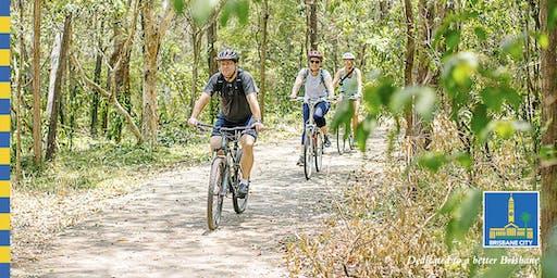 Brisbane by Bikeway: Cabbage Tree Creek