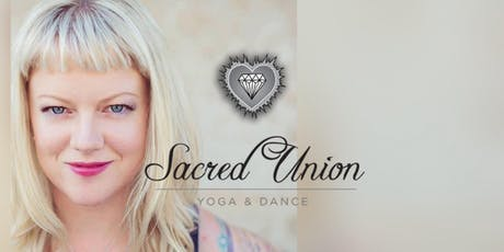 Sacred Union Yoga 5 week class series with Kelly Wolf tickets