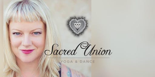 Sacred Union Yoga 5 week class series with Kelly Wolf
