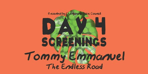 Tommy Emmanuel The Endless Road, QLD Premiere