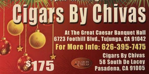 Cigars by Chivas Annual Christmas Extravaganza
