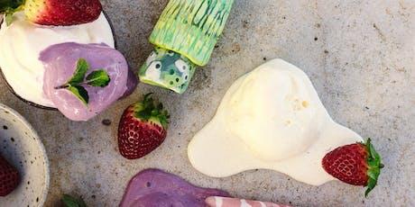 Ceramic Fields - Open Studio + Pizza & Pinch Pots tickets