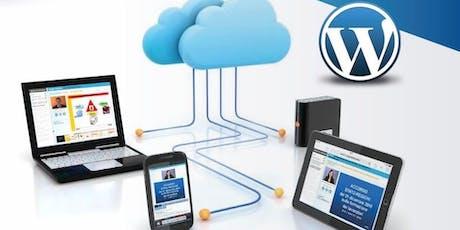 Formation: Créer un site web avec Wordpress billets