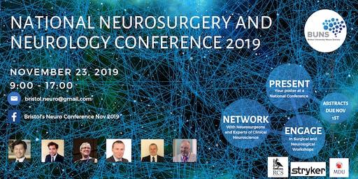 National Neuro Conference Nov, 2019