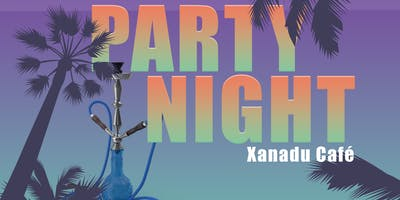 Persian Party in Newport Beach