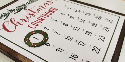 November 26: Christmas Countdown
