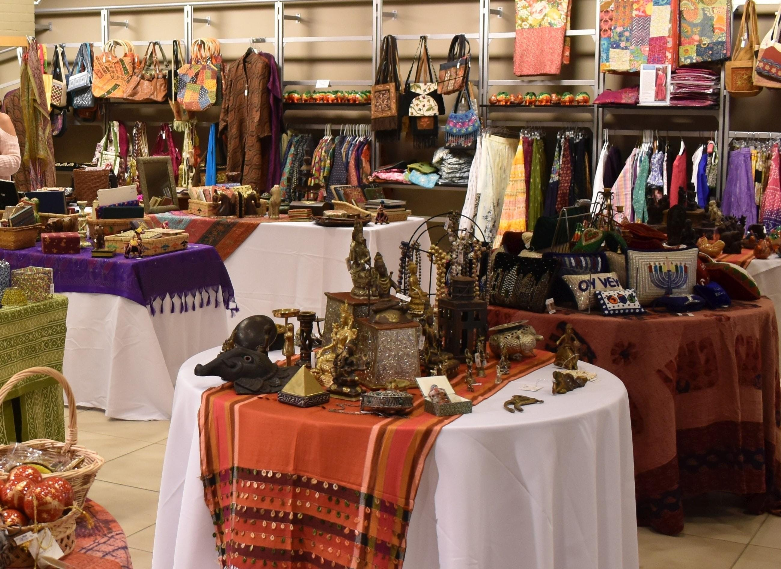 16th Annual Sudha's Treasures Benefit Sale