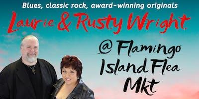 Flamingo Island Flea Market presents Laurie & Rusty Wright