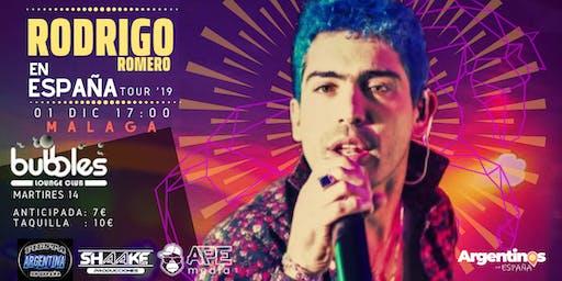 """TRIBUTO A RODRIGO """"EL POTRO"""" + FIESTA en Malaga"""