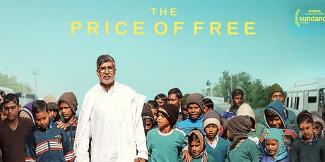The Price of Free - Melbourne Premiere - Tue  12th November tickets