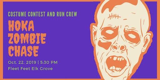 Hoka Zombie Chase Halloween Run Crew