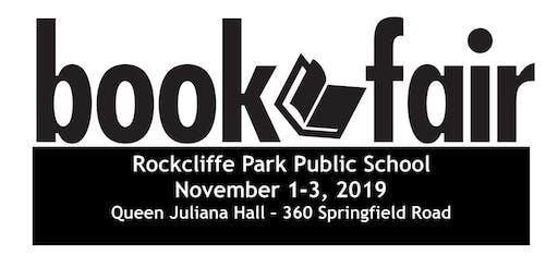 Rockcliffe Park Public School Book Fair
