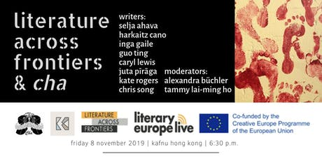 Literature Across Frontiers and Cha: A Joint Reading tickets